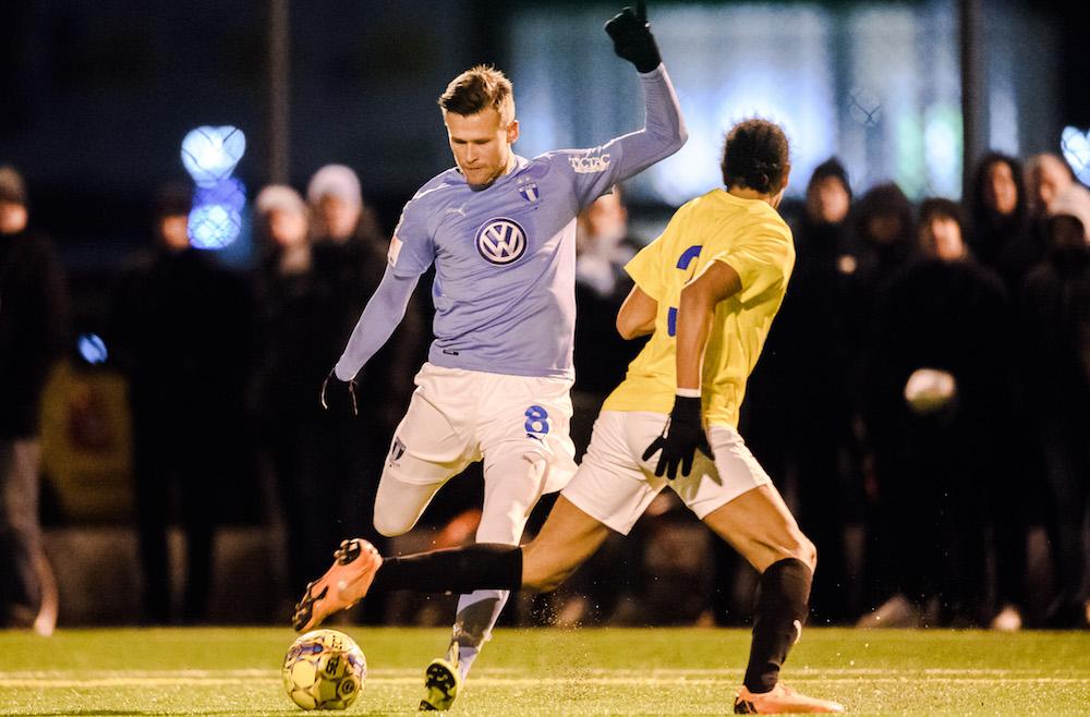 Träningsmatch mot MFF ger klirr i kassan hos IFK Malmö