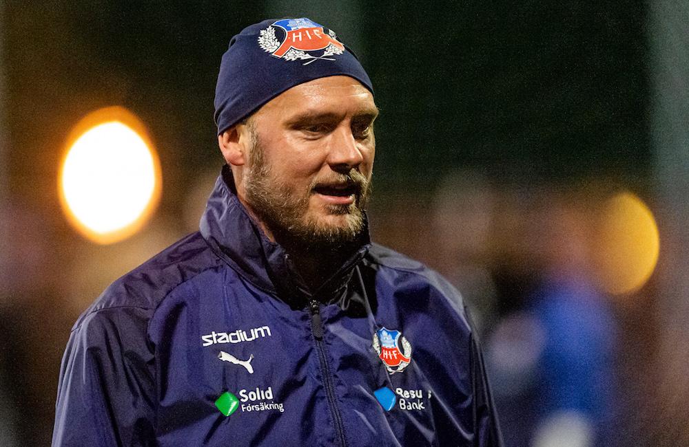 """Andreas Granqvist om HIF-drömelvan: """"Väldigt bra spelare"""""""