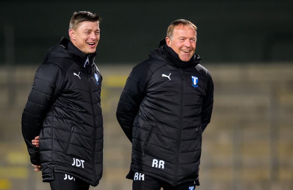 """MFF:s nye tränare: """"Spelarna vill kontrollera spelet med boll"""""""