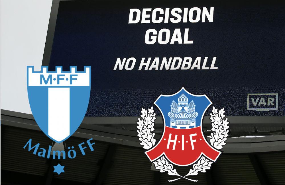 """VAR-motioner i både HIF och MFF: """"Hotar liveupplevelsen"""""""