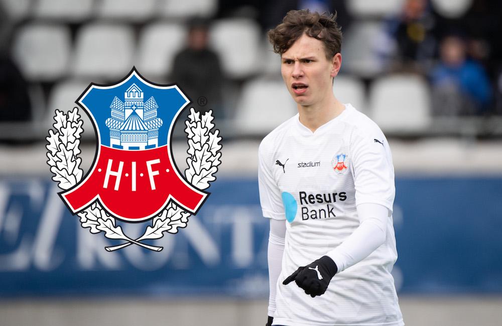 """Alex Timossi ville spela seniorfotboll: """"Utvecklas av det"""""""