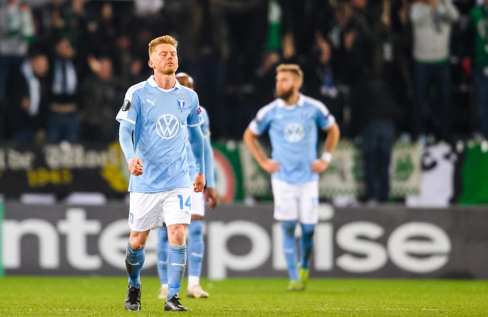 Malmö FF bötfälls efter Europa League-matchen mot Wolfsburg
