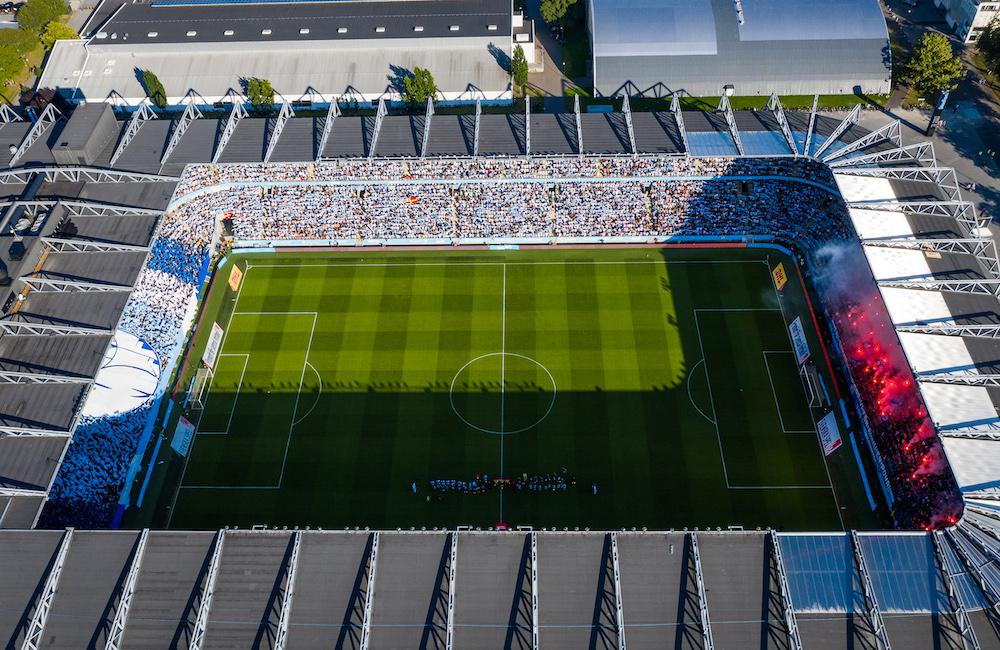 Allt pekar mot fullsatt i MFF:s hemmamatch mot Wolfsburg