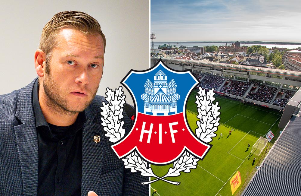 """Helsingborgs IF redo för drastiska åtgärder: """"Har infört köpstopp"""""""