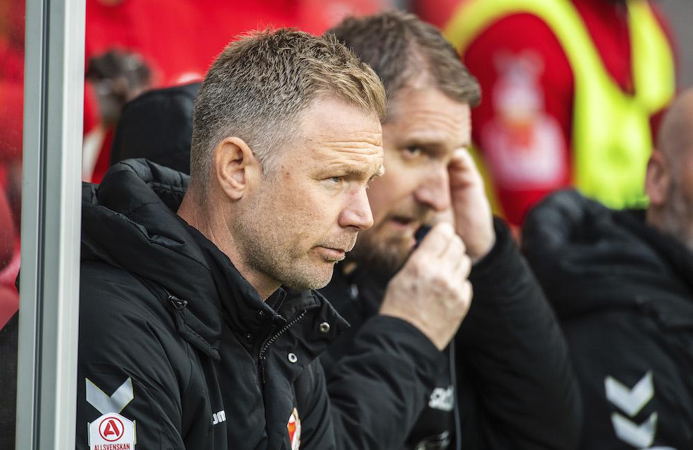 Magnus Pehrsson ligger i tvist med Kalmar FF