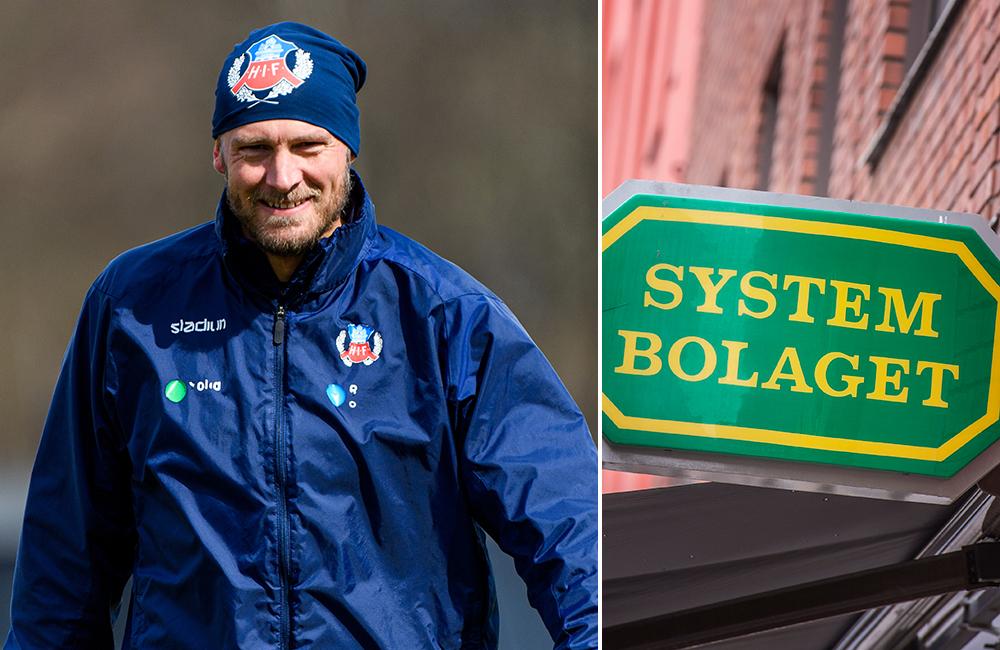 """Andreas Granqvist lanserar öl: """"En perfekt sommaröl"""""""