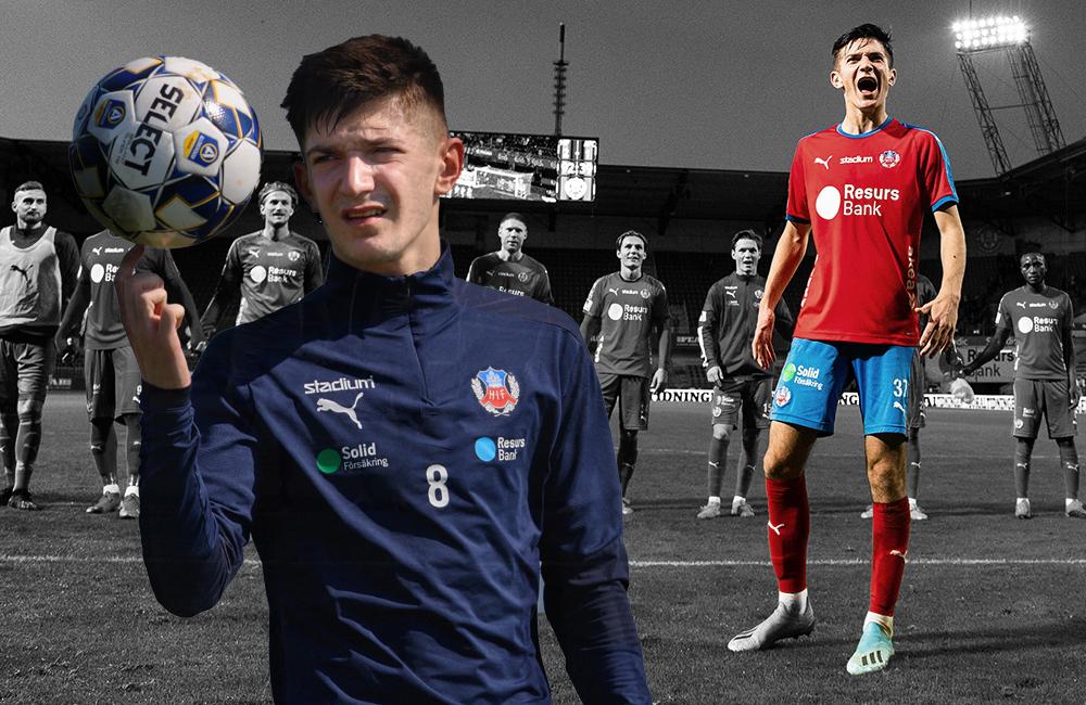 Från U17 till Allsvenskan –  2019 var ett galet år för Armin Gigovic