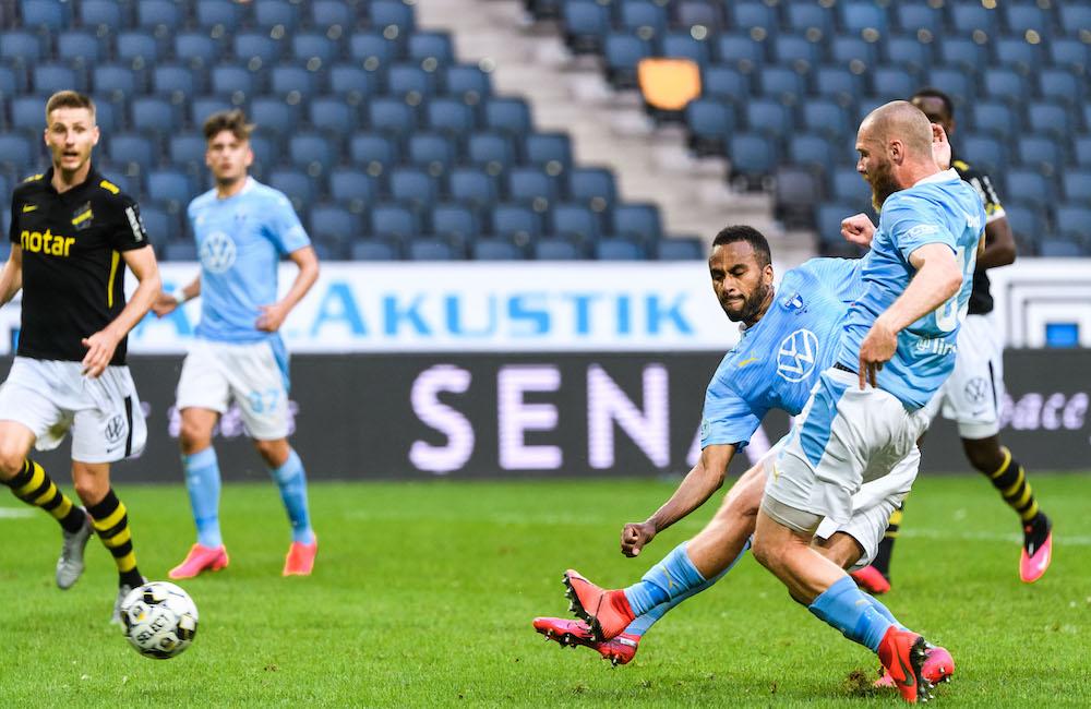 Spelarbetyg AIK-MFF: Inhopparsuccé räddade MFF