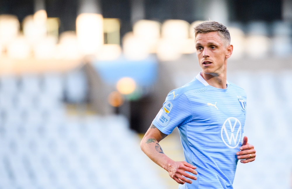 """Rieks kan avsluta karriären i Malmö FF: """"Får hela paketet här"""""""