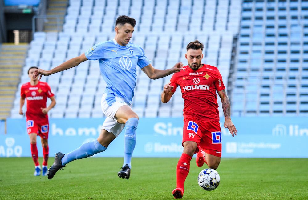 Spelarbetyg MFF-IFK Norrköping: Riktigt tungt poängtapp
