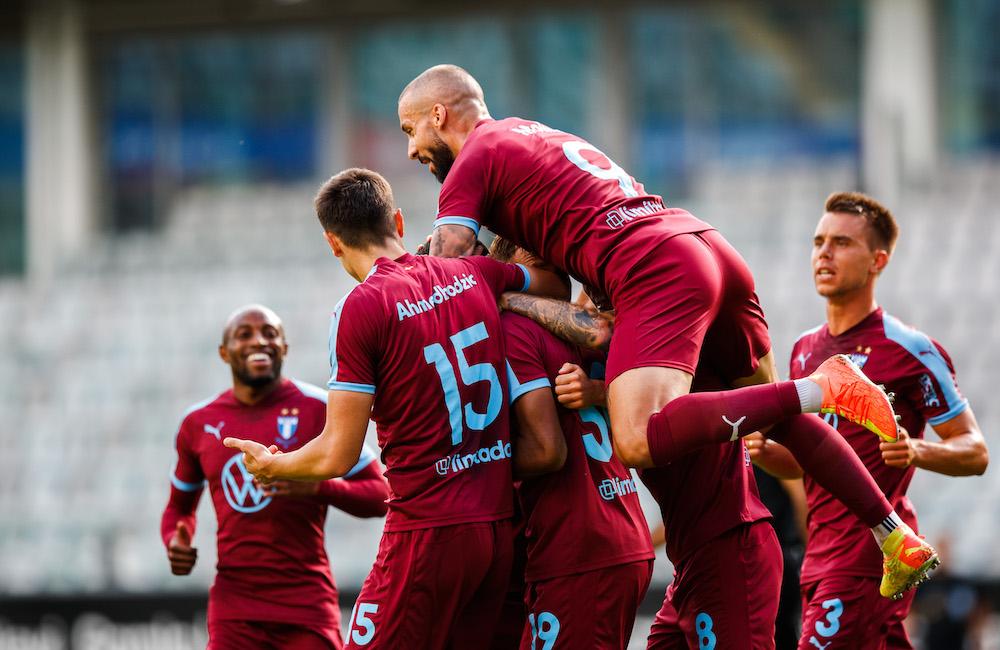 Malmö FF tog revansch på Blåvitt – betyg på alla MFF-spelare