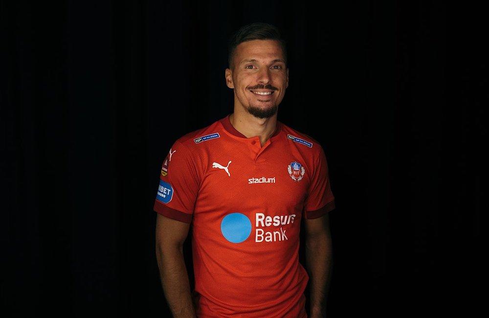 """Shkodran Maholli vill få fart på karriären i HIF: """"Kan förlänga"""""""