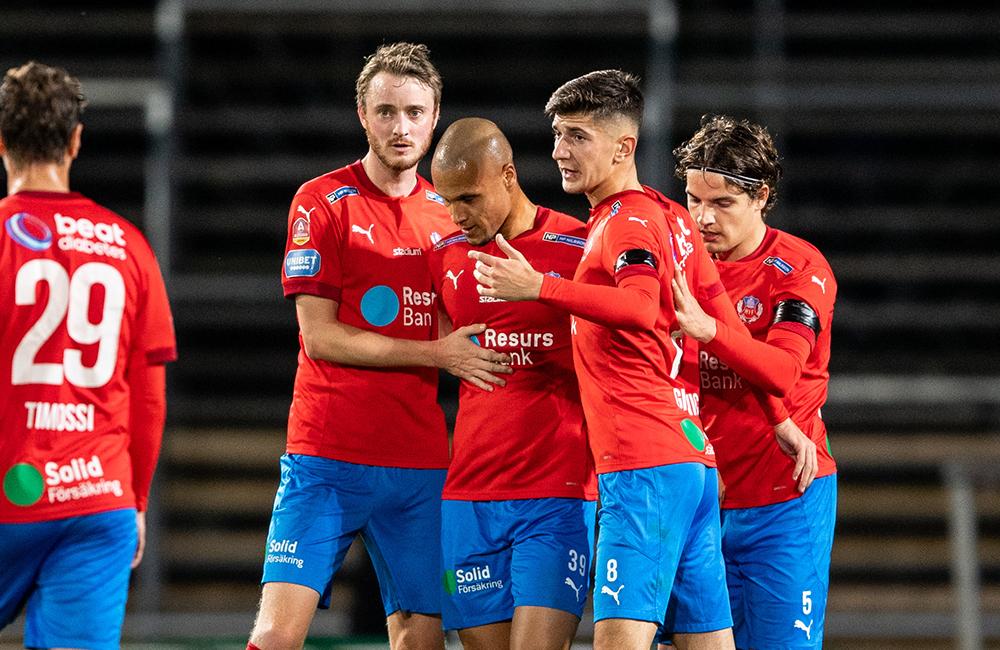 Helsingborgs IF jagar tre poäng mot ÖFK – odds på HIF