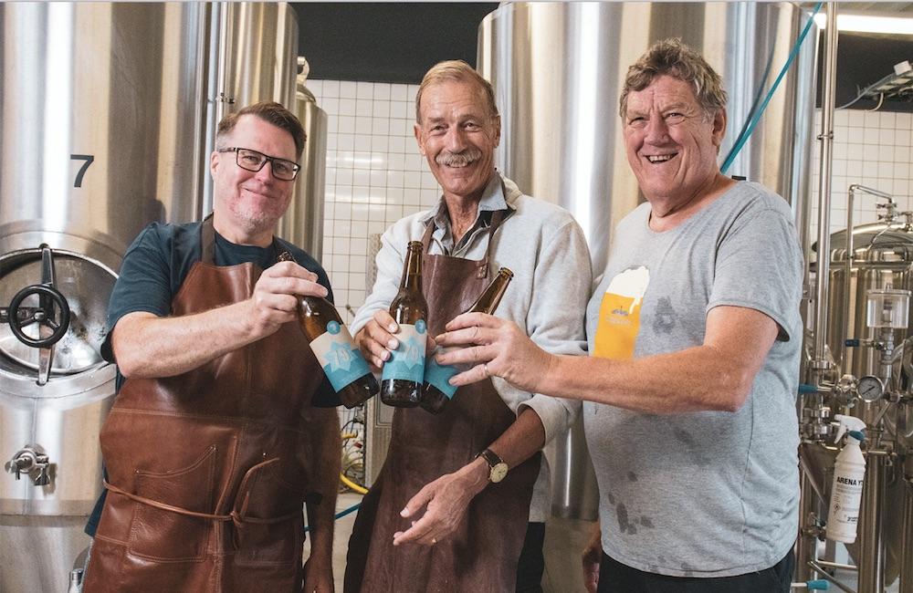 "MFF Support lanserar öl: ""Så smakar malmöitisk vinnarkultur"""