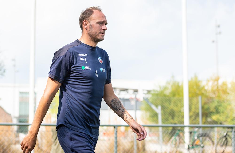 """Andreas Granqvist tillbaka på planen: """"Utesluter ingenting 2020"""""""