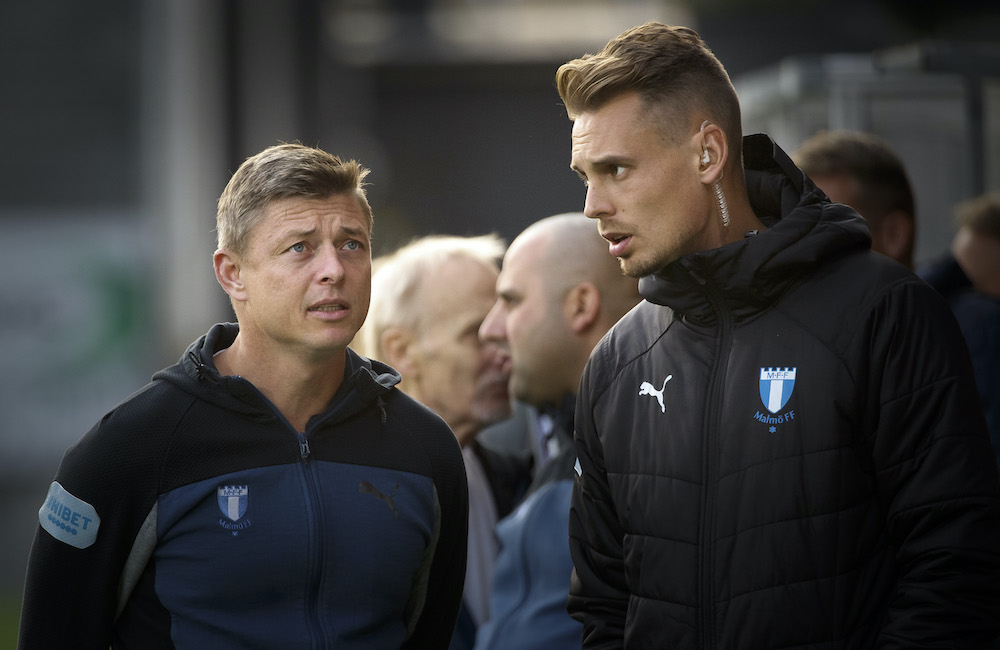 Daniel Bäckström lämnar Malmö FF av familjeskäl