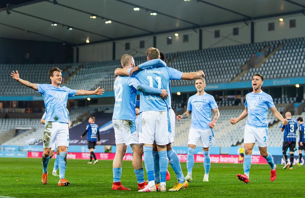 MFF mot Lunds BK den 2 december – om LBK inte kvalar