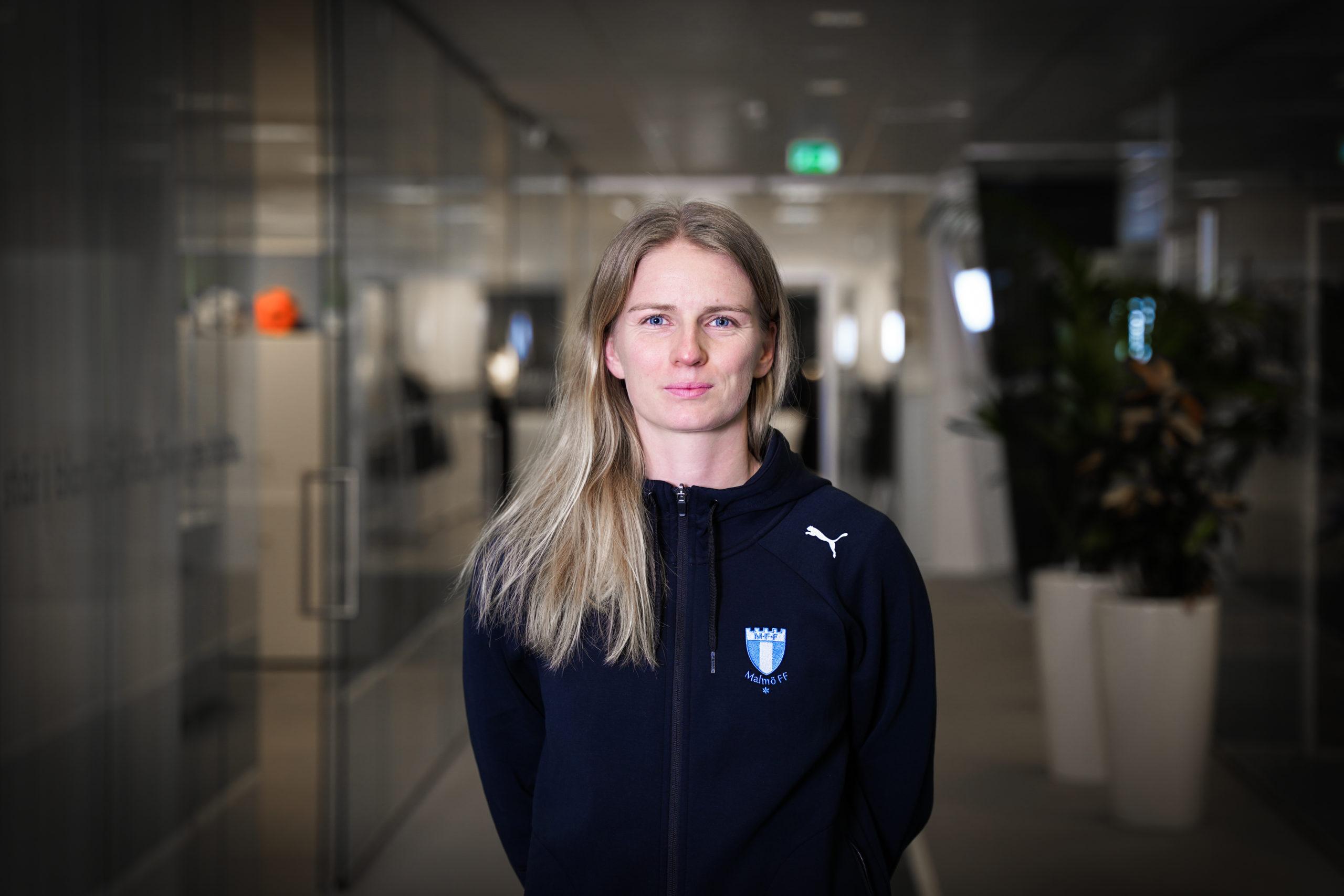 Amanda Kander lämnar Allsvenskan för spel i MFF