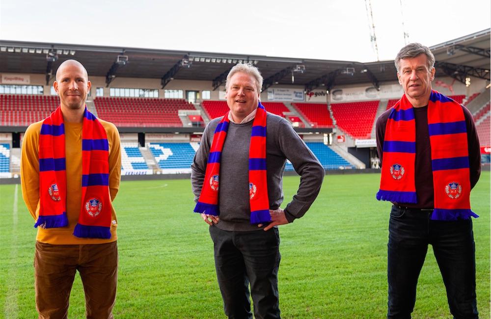 """Nya tränarna – Lennartsson och Lindström: """"Har saknat HIF"""""""