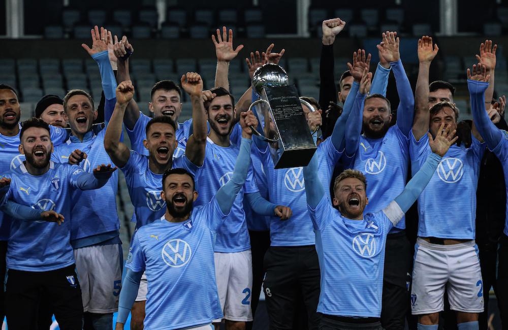 KLART: Då spelar Malmö FF årets första träningsmatch