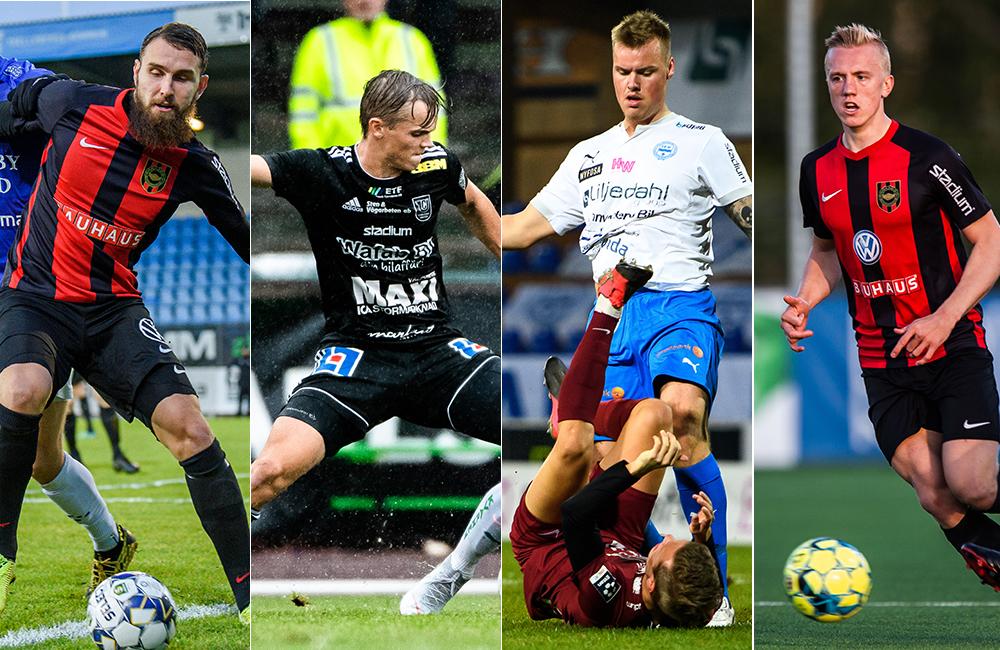 Fynden i Division 1 – tolv spelare som är redo för en ny nivå