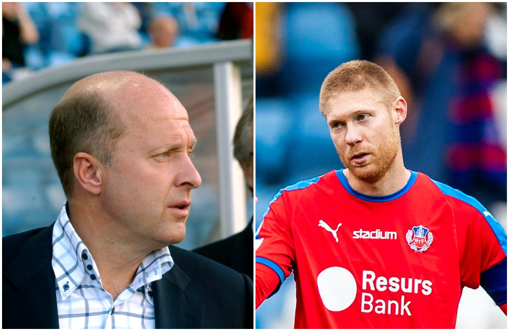Kjell Jacobsson ny ordförande i Helsingborgs IF