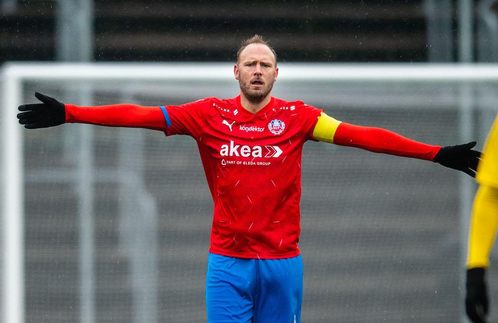 Granqvist slutar som spelare – full satsning som sportchef
