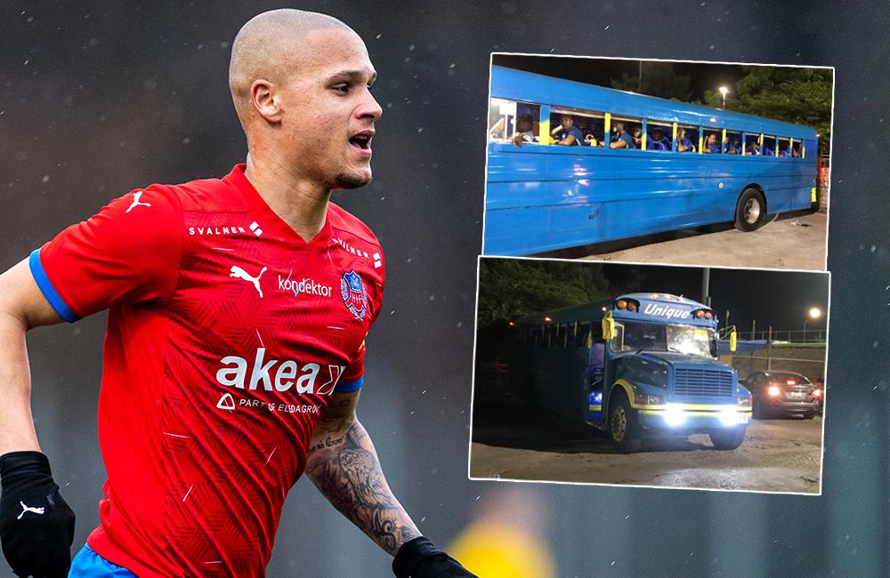 Mot VM 2022 med van den Hurk, Hiddink och en partybuss