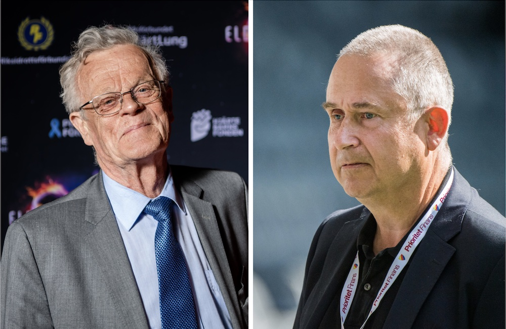 """Björn Eriksson omvald – men får kritik: """"Centralstyre och personkult"""""""