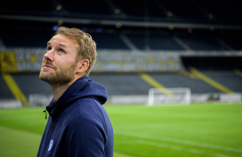Ola Toivonens nya roll: Expert i SVT under fotbolls-EM