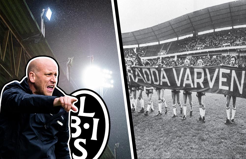 Mot den moderna fotbollen – så stormar Landskrona BoIS mot Allsvenskan