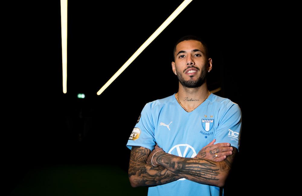 Sergio Peña tillbaka i truppen när MFF möter Örebro