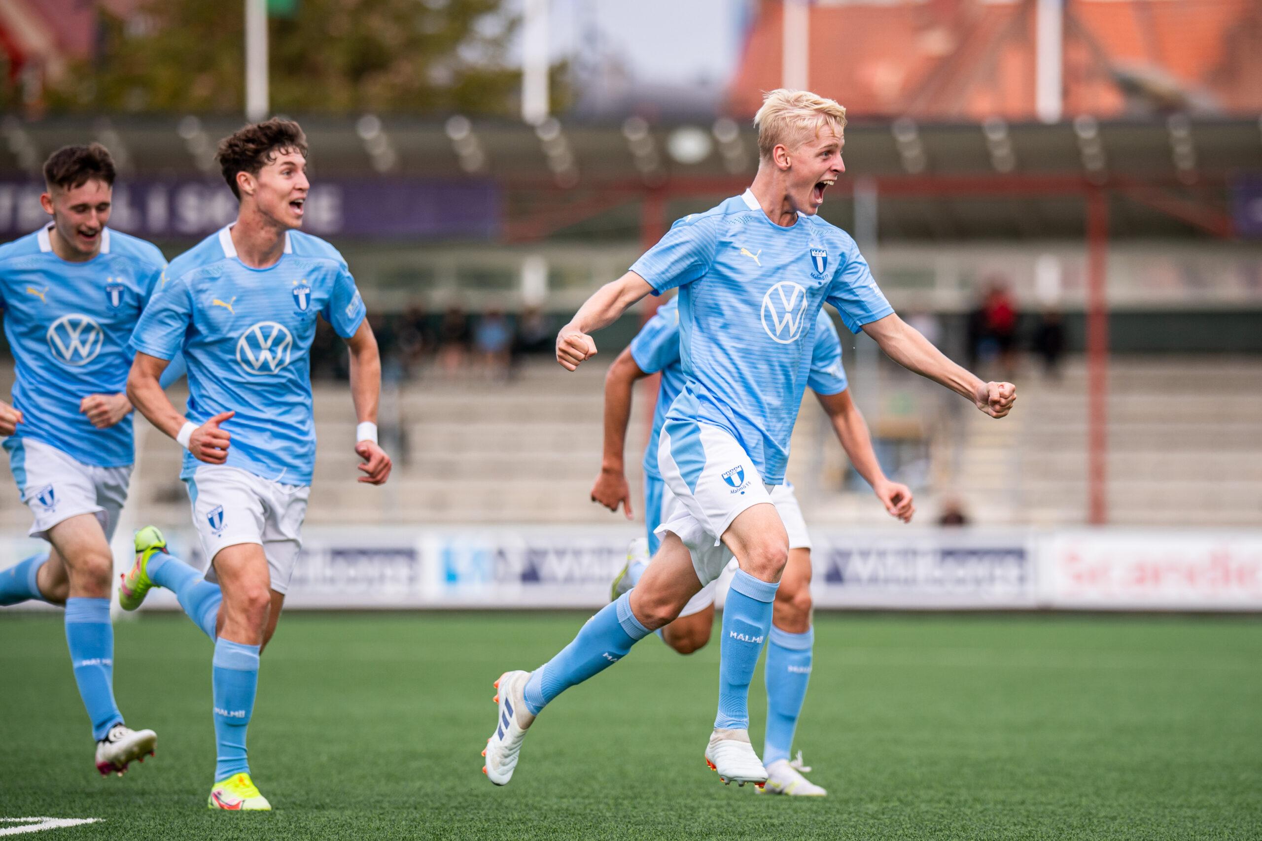 MFF visade mod och startade Youth League med en poäng