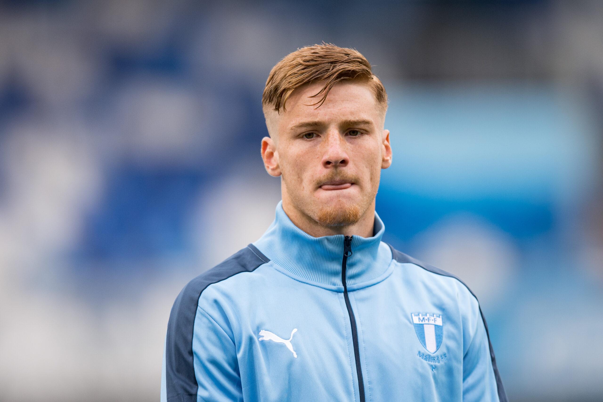 Markus Björkqvist startar när MFF möter Onsala BK