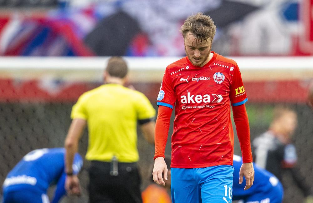 Hansson: Ponera att HIF skulle gå upp till Allsvenskan 2022